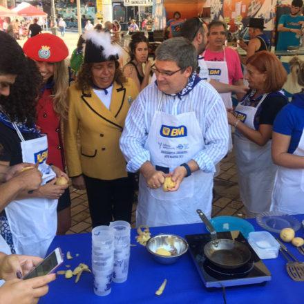 Food Trucks emprendores y concursos gastronómicos en la Aste Nagusia de Bilbao