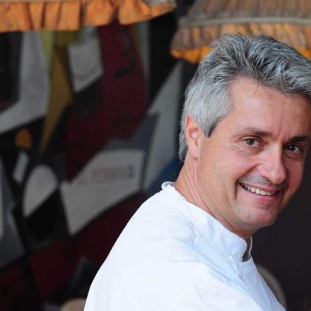 La cocina de Fernando Canales en Beirut