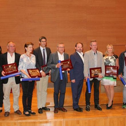 De premios y premiados de la Gastronomía Vasca