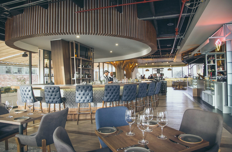 Seratta: el nuevo restaurante de Rubén Trincado abre sus puertas en Bogotá.