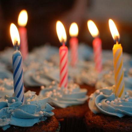 Vinos y cumpleaños