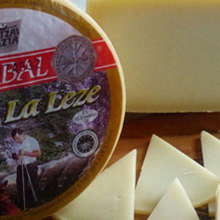 Los quesos de 'La Leze' (Álava) y 'Aizpea' (Gipuzkoa) distinguidos en los Premios Internacionales 'Great taste Awards 2017'