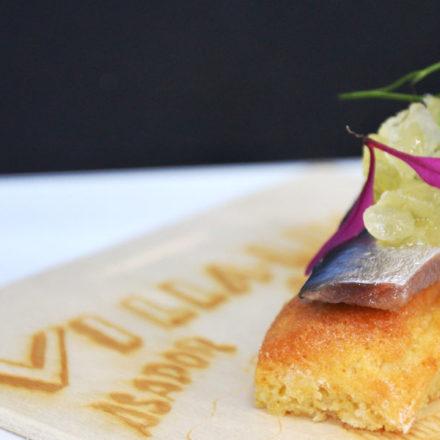 Villa-Lucía Espacio Gastronómico y Bar Hiruko ganan el Concurso de Pintxos Medievales de Laguardia