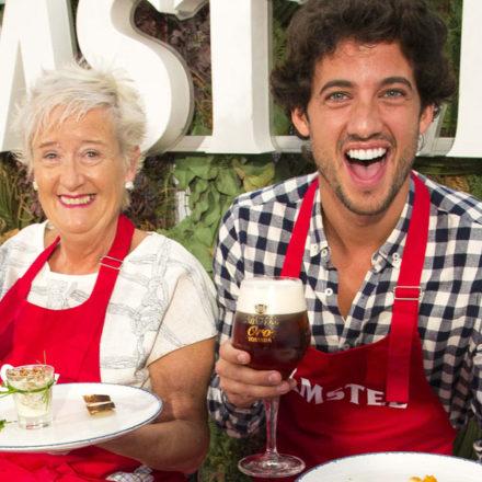 Experiencia en el Mercado Gastronómico Amstel Oro 2017