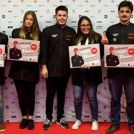 Celebrada la II edición del concurso nacional de recetas asiáticas The Noodlemaster