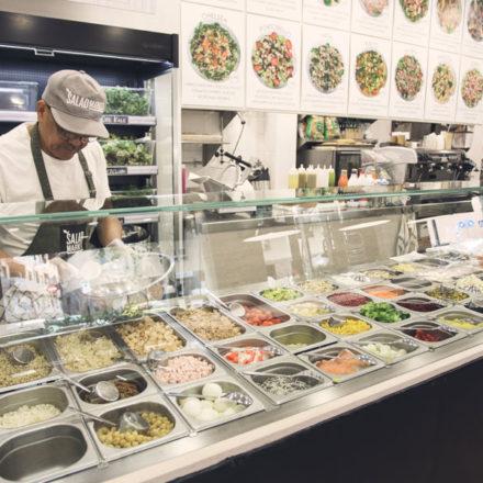 """Llega el """"fast food saludable"""" de la mano de Salad Market"""