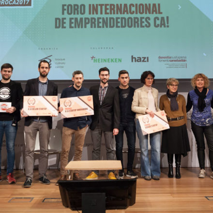 V Foro Internacional de Emprendedores Culinary Action! en Basque Culinary Center