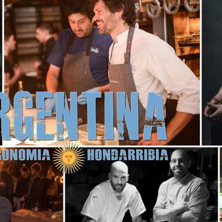 Hondarribia muestra la gastronomía de Argentina