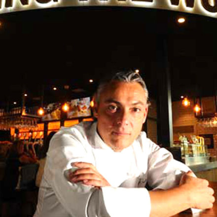 Entrevista al chef Ricardo Pérez