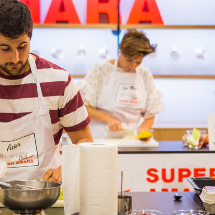 Llega la tercera edición de i-Super Chef