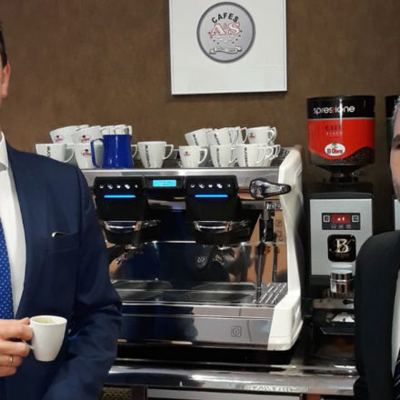 El grupo Iparcoffee duplica su producción en 5 años