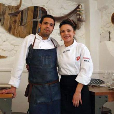Dos representantes de Donostia en la final del Premio Cocinero Revelación 2019