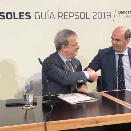 Los nuevos Soles Guía Repsol se entregarán en San Sebastián el próximo 25 de febrero