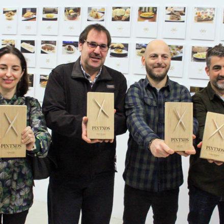 Una App y 99 pintxos elegidos por chef con estrella Michelin