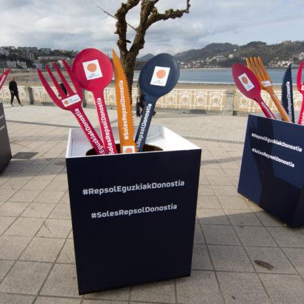 """San Sebastián de llena de """"Soles"""""""