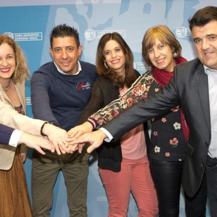 Presentada la VI edición de Miniature Pintxos Congress. Gasteiz se convierte en la capital del pintxo.