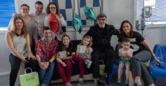 Niños, chefs y foodtruck