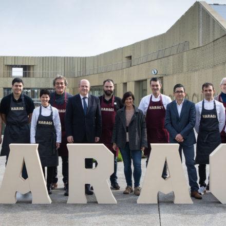 Tolosa y el BCC acogerán el Encuentro Internacional de la Carne y la Brasa: HARAGI