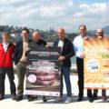 Gipuzkoa rinde homenaje a la hamburguesa
