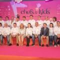 """Llega """"Chefs & Kids"""" la cita de los grandes chefs con los niños"""