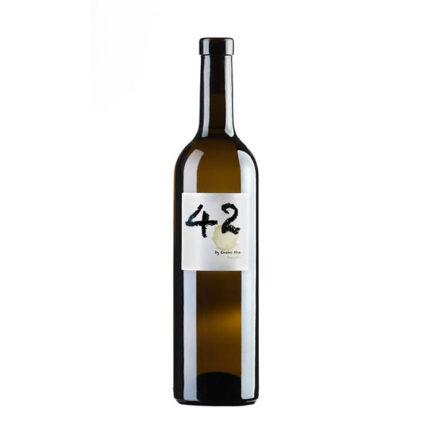 Txakoli 42 by Eneko Atxa, Gran Medalla de Oro al Mejor Vino Blanco en el Concurso Mundial de Bruselas