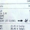 """Un bar cobra 10€ por """"tocarle los cojones"""""""