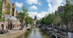 La gastronomía de Amsterdan