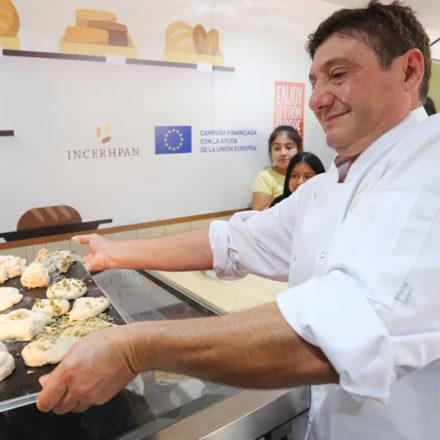 """La campaña de INCERHPAN """"¡Buenos días con Pan!"""" inicia su andadura por todo el territorio nacional para reactivar el consumo entre los niños"""