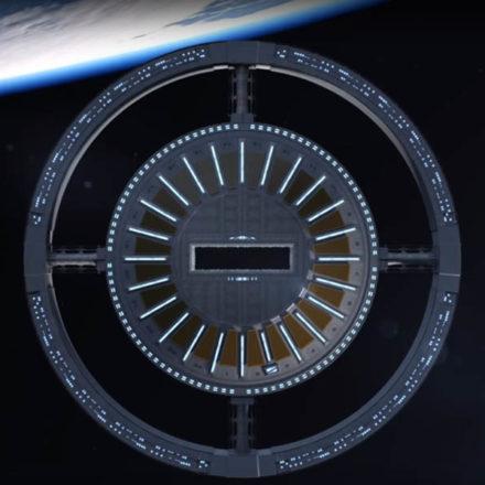 ¿Un hotel en el espacio en 2025?