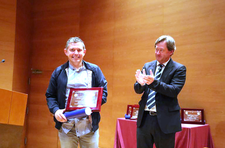 Entregados los premios de la Academia Vasca de Gastronomía