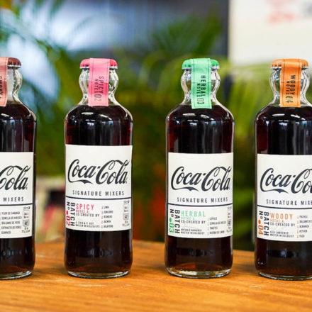 Bilbao acoge el lanzamiento de Coca-Cola Signature Mixers